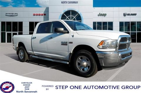PRE-OWNED 2014 RAM 2500 SLT RWD 4D CREW CAB